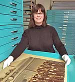 Mary Ledwell of the Archives of Ontario