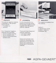 Agfa Gevaert diffusion transfer machine instructions