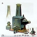 Kinematograph from papers Robert is holding - sorry, no enlarged image.