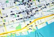 Zeitag Map