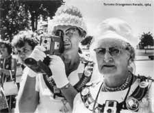 Toronto Orangemen Parade 1964