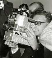 Newman Sinclair Kine Camera