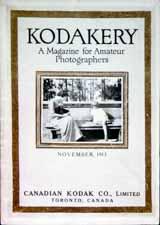 Magazine from a bygone era