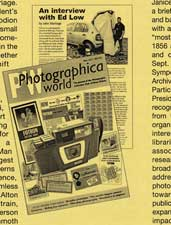 Photographic World from CCGB (Great Britain) - #147