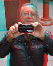 Felix Russo in 3D