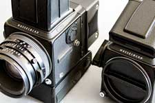 Hasselblad gear to be auctioned
