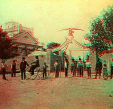 3D image (anaglyph) courtesy of Lorne Shields