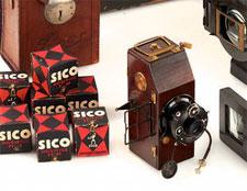 Simon's Sico Camera and some film