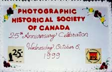 PHSC 25th cake at Kodak Heights in 1999