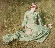 Beautiful early 1900s Autochrome from Mashable