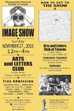PHSC Image Show Poster