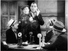 "1931 Movie ""The Front Page"""