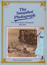Brian Coe and the Snapshot Photograph book