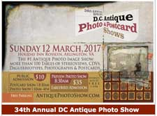 Spring Antique Photo and Postcard Show in Virginia