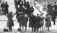 Funeral of Sir John Craig Eaton, Toronto, 1922