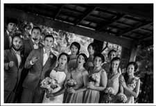 Wedding Photography can be Hazardous...