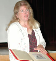 Dr. Jennifer McKendry speaks on self publishing