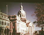 Kingston City Hall - built in 1843-4