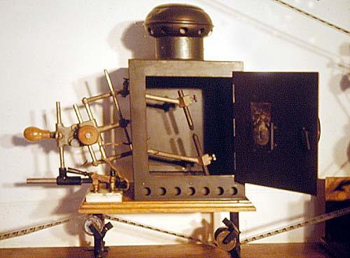 PHSC:Beaverton Edison Projecting Kinetoscope '97